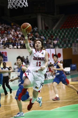 Asami Yoshida (JPN)