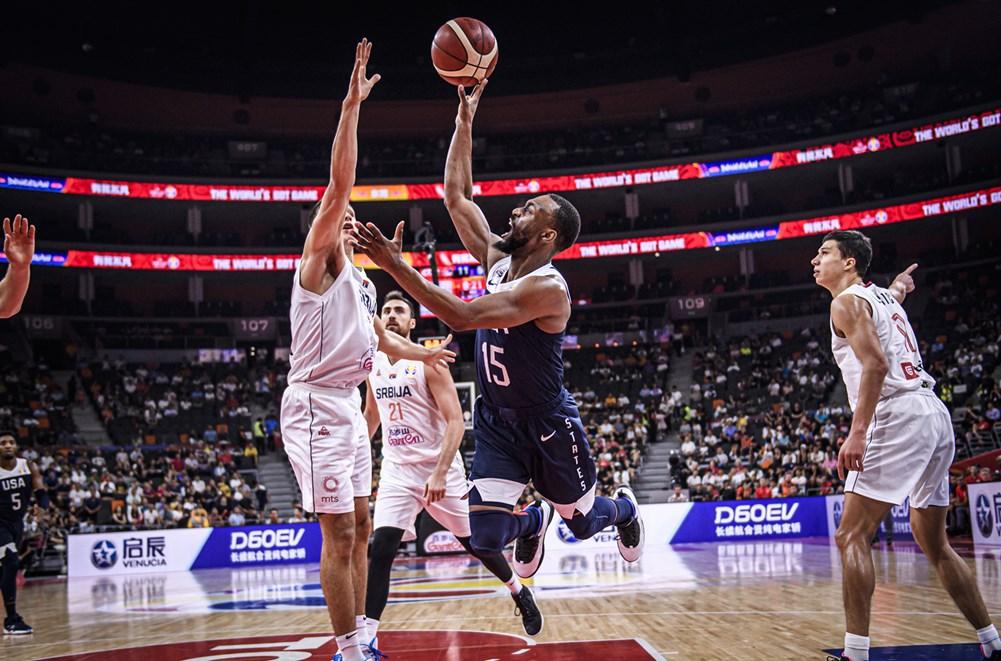 【世界盃】美國負塞爾維亞將參加7-8名排位賽  創隊史世界盃最差戰績(影)
