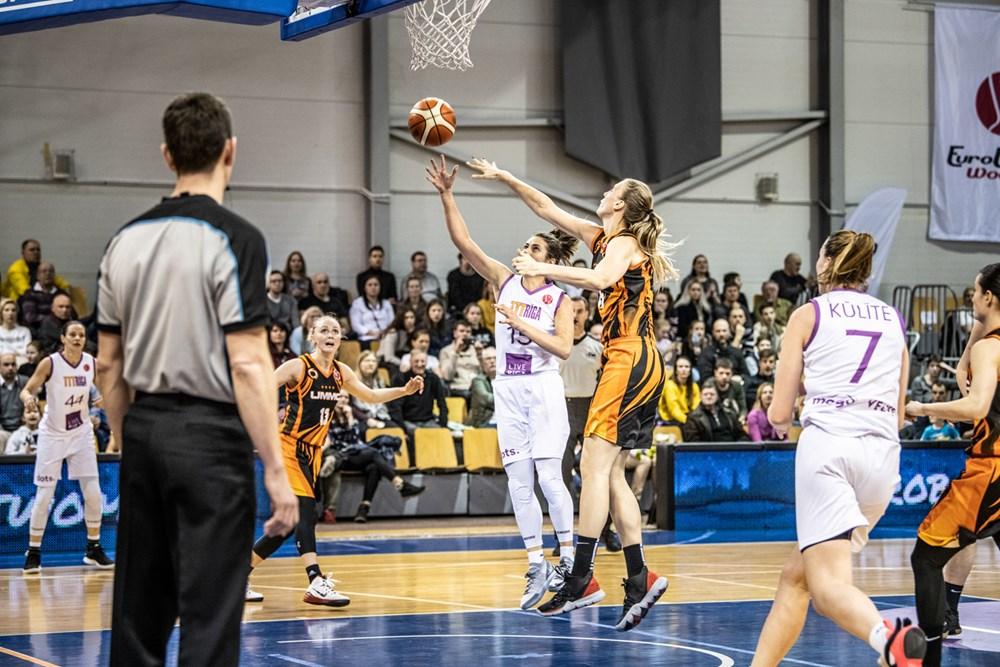 TTT Riga - EuroLeague Women 2018-19 - FIBA basketball