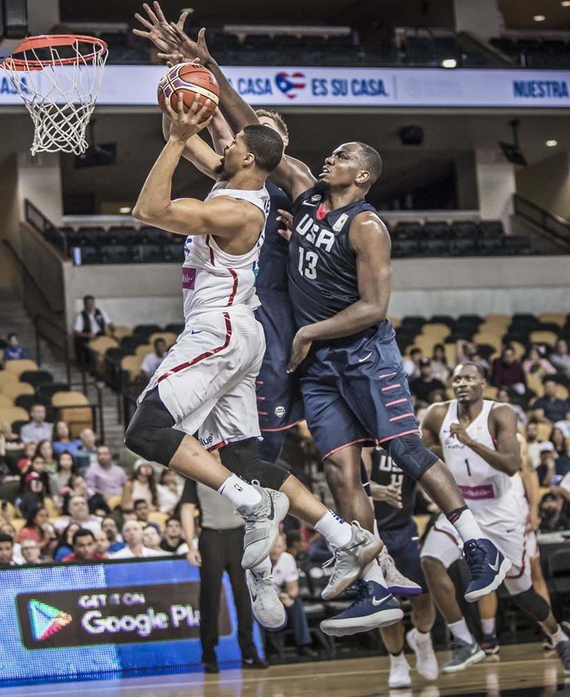 Puerto Rico v USA boxscore - FIBA Basketball World Cup 2019 Americas