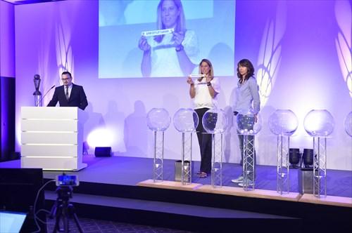 EuroCup Women 2017/18 Draw