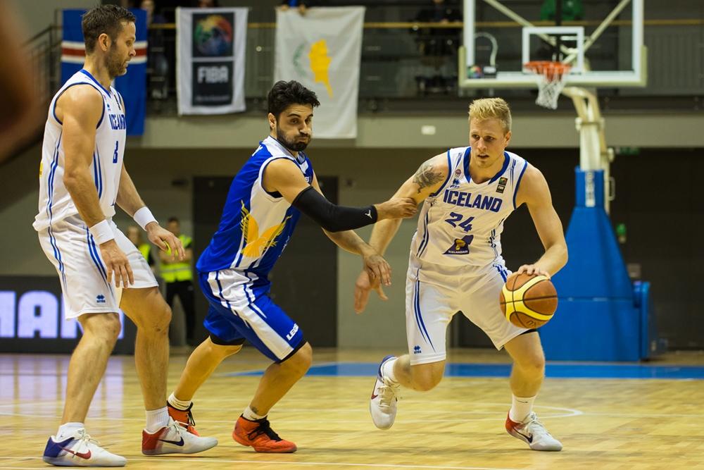 Iceland v Cyprus Boxscore - FIBA EuroBasket Qualifiers 2017 - FIBA. basketball