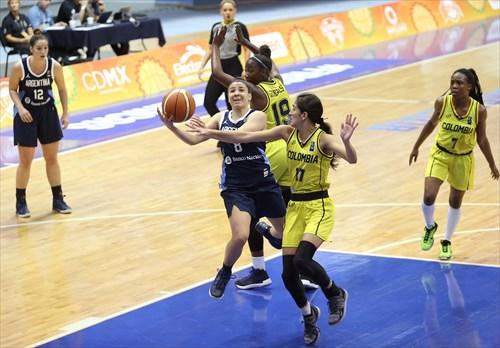 8 Sofia Wolf (ARG)