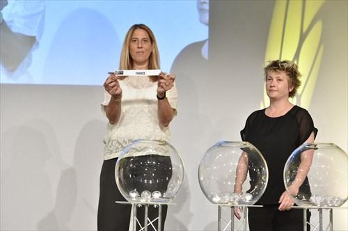 FIBA Women's EuroBasket 2019 Qualifiers Draw