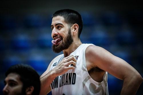 20 Jordan Ngatai (NZL), New Zealand v Jordan, 2017 FIBA Asia Cup (LBN), Beirut(LBN), Quarter-Finals, 17 August 2017