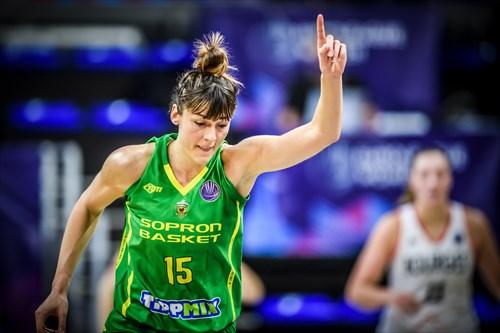15 Tina Jovanovic (SOP), BOUR vs SOP