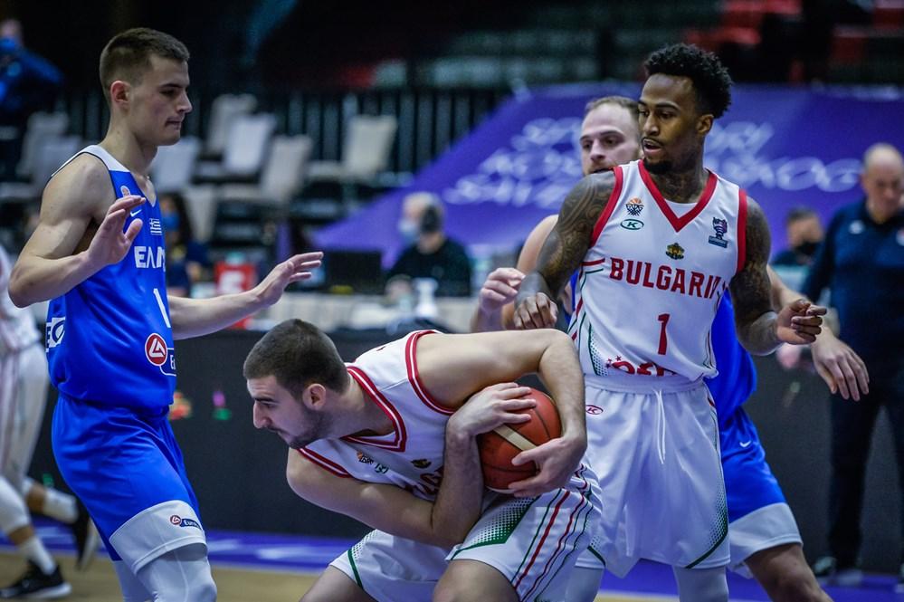 24 Andrey Ivanov (BUL), 1 Dee Bost (BUL)