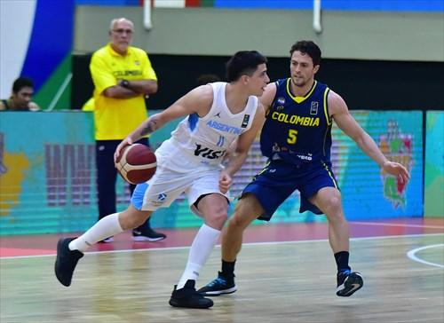 11 Jose Vildoza (ARG)