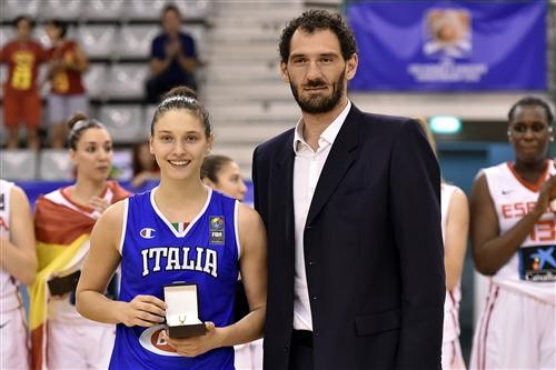 9 Cecilia Zandalasini (ITA)