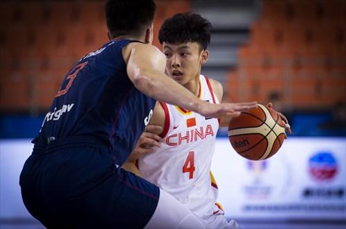 4 Jie Xu (CHN)
