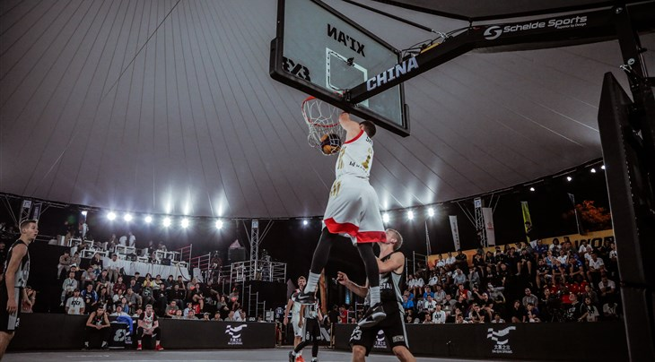 Who will challenge Russia's title defense at the FIBA 3x3 U23 World Cup 2019?