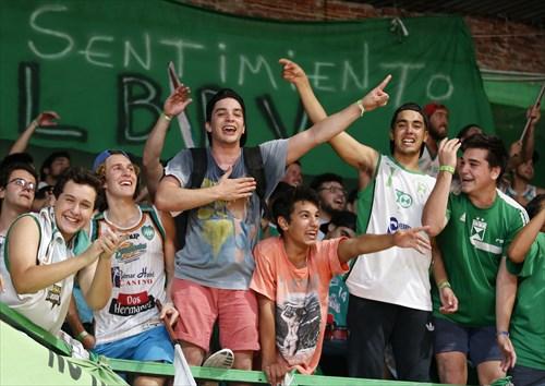 Estudiantes Concordia Fans