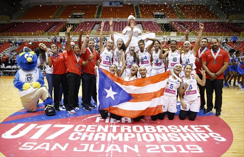 Puerto Rico wins silver medal