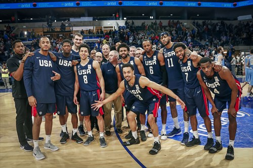 USA qualifies for FIBA 2019 World Cup