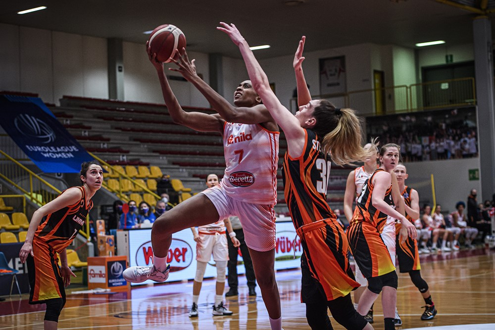 EuroLeague Women – Schio sconfitta dalla fortissima Ekaterinburg