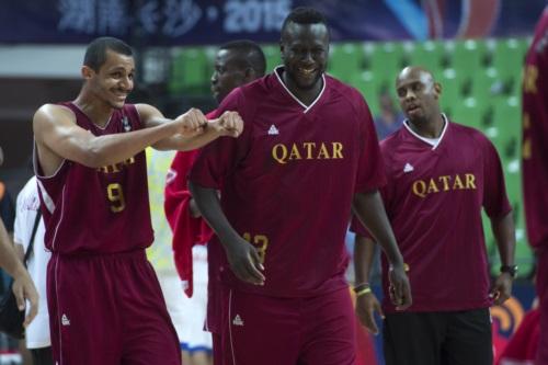 9 Mohamed Hassan A MOHAMED (Qatar)