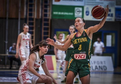 8 Kristina Masionyte (LTU)