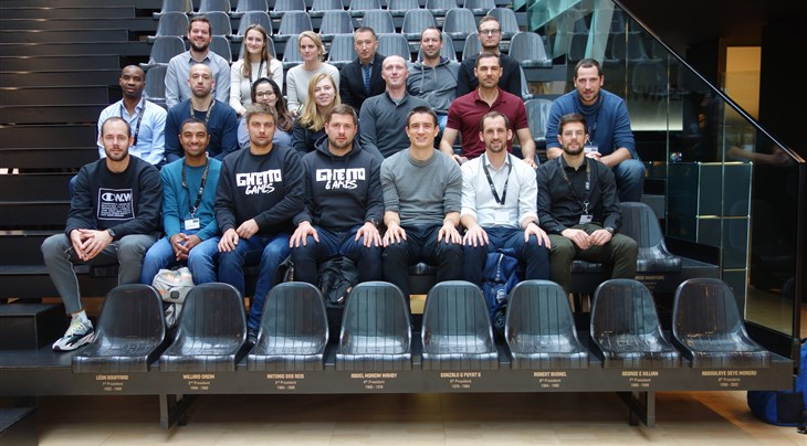 Second FIBA 3x3 World Tour players and managers workshop held in House of Basketball