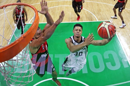 30 Jordan Green (AUS)
