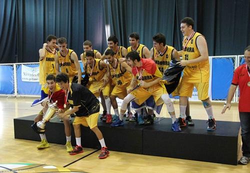 FIBA U18 European Championship Division C 2015