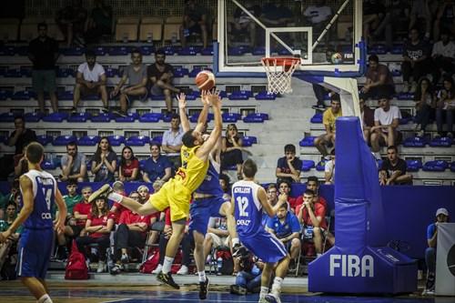 7 Erhan Sholla (KOS), Kosovo v Cyprus Final Game