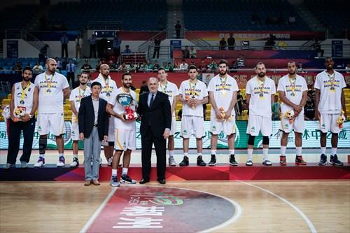 Team LIB - Silver Medal