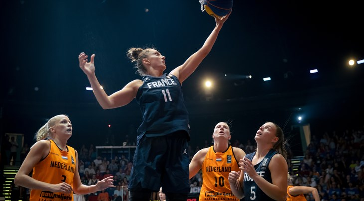 Filip back to where it all began at FIBA 3x3 Women's Series Bucharest Stop 2019