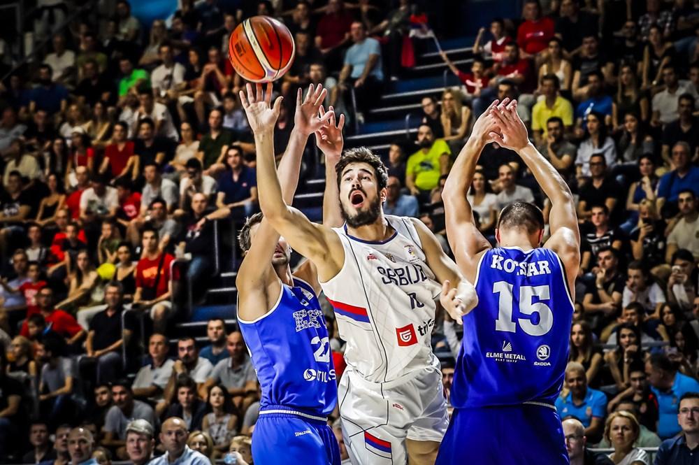 Serbia V Estonia Boxscore Fiba Basketball World Cup 2019