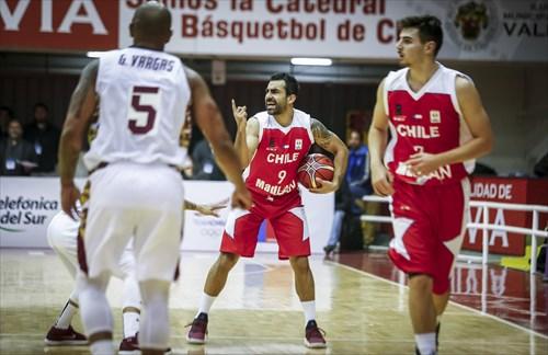 9 Erik Carrasco (CHI)