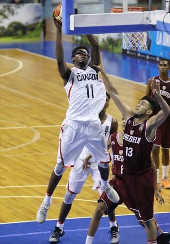 13 Carlos Vargas (VEN), 11 Alexander Nwagha (CAN)