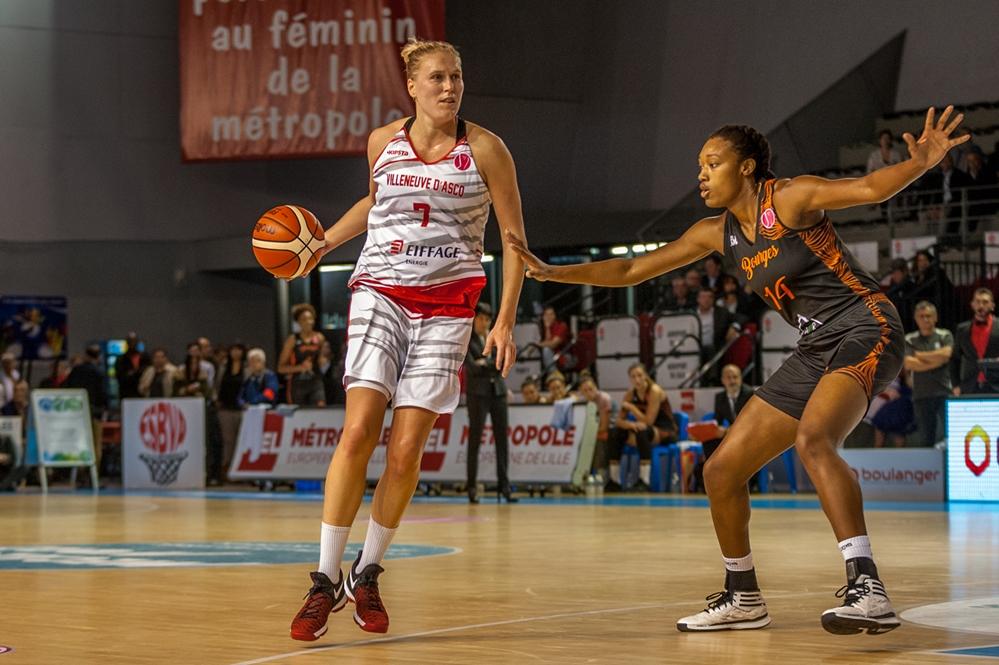 Stepanova Basketball