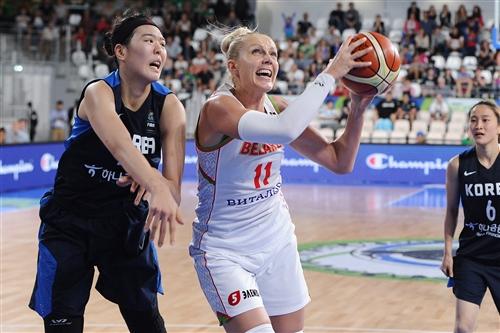 11 Yelena Leuchanka (BLR)