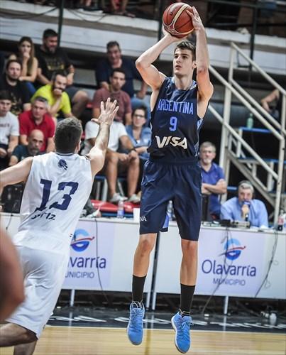 9 Nicolas Brussino (ARG)