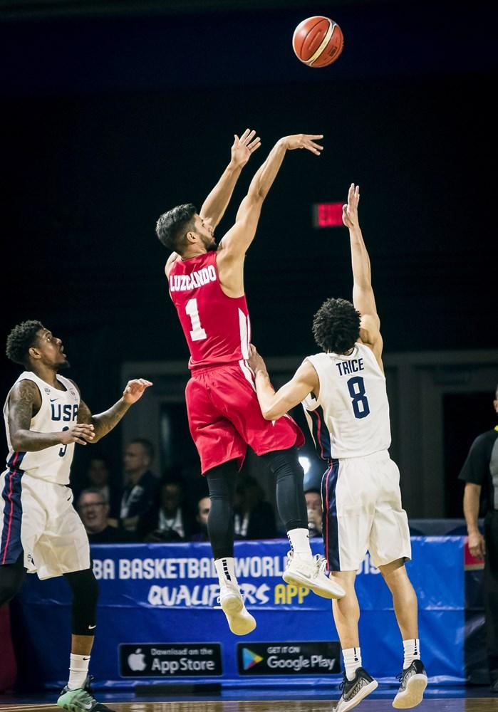 Panama - FIBA Basketball World Cup 2019 Americas Qualifiers 2019