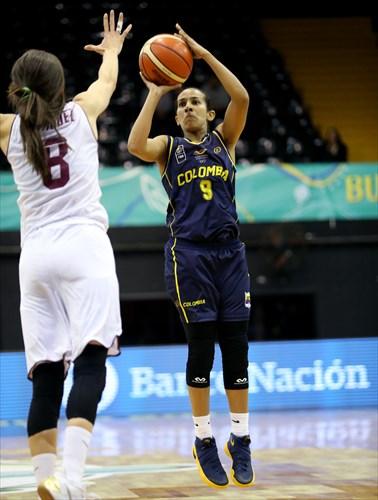9 María Palacio (COL)