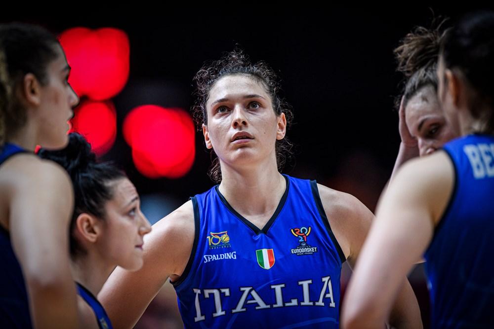 EuroBasket Women 2021. Azzurre ko all'esordio con la Serbia (81-86) dopo un overtime.