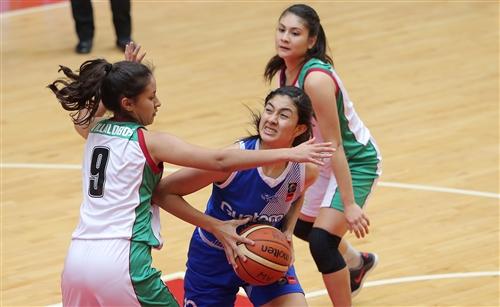 13 Ashley Rosales (GUA)