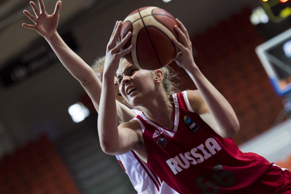 86 Alexandra Andrushchenko (RUS)