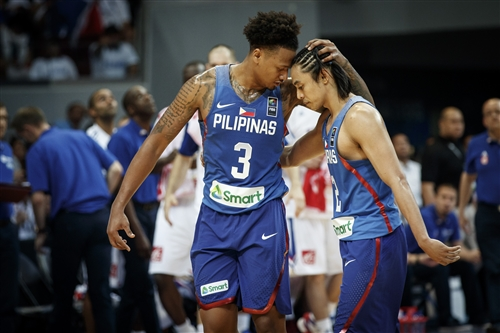 2 Terrence Romeo (PHI), 3 Ray Parks (PHI)