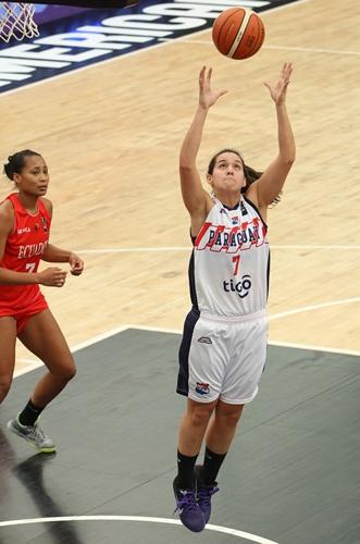 7 Astrid HUTTEMANN (Paraguay)