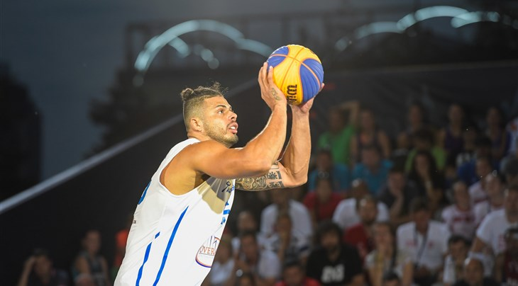 Pools announced for FIBA 3x3 World Cup Qualifier 2019