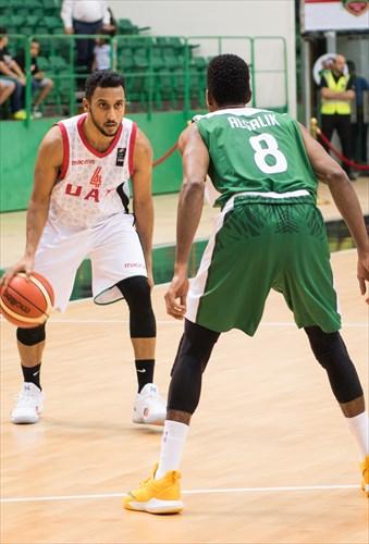 4 Saleh Khalifa (UAE)