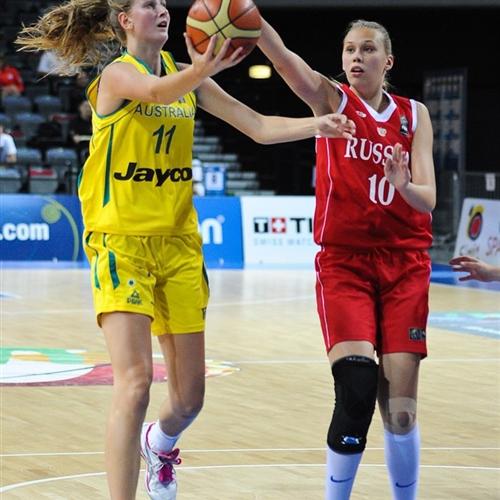 Carley Mijovic (Australia)