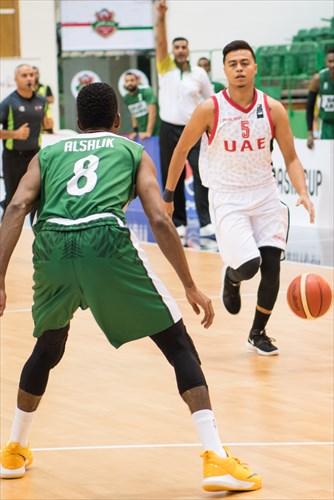 5 Khalifa Salem (UAE)