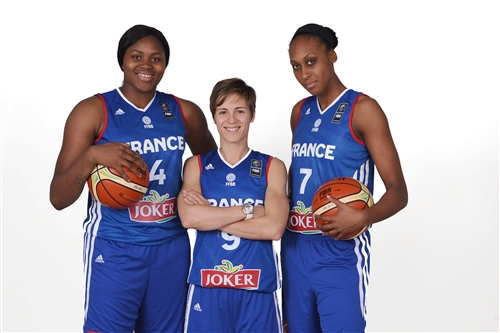 Isabelle YACOUBOU, Céline DUMERC & Sandrine GRUDA (France)