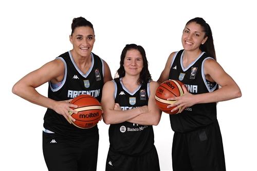 Gisela VEGA, Melisa GRETTER & Victoria LLORENTE (Argentina)