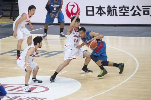 24 Daiki TANAKA (Japan); 7 Jayson WILLIAM (Philippines)