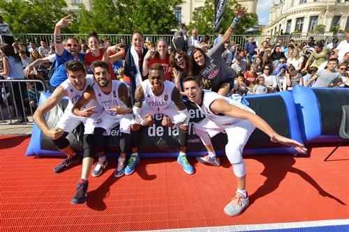 55 Gionata Zampolli (ITA), 13 Damiano Verri (ITA), 8 Andrea Negri (ITA), 1 Claudio Negri (ITA)