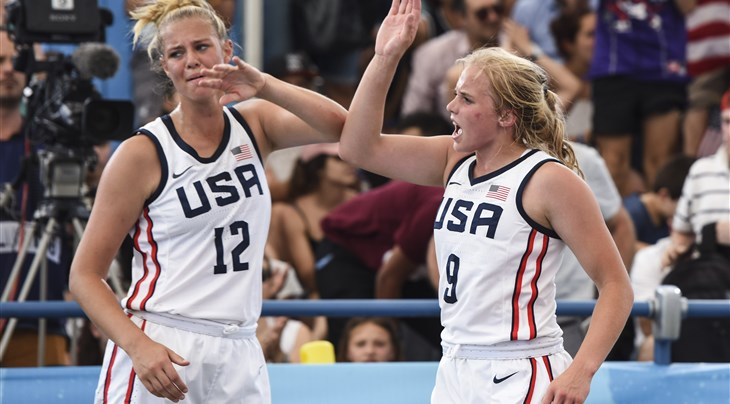 Excitement builds after pools announced for FIBA 3x3 U18 World Cup