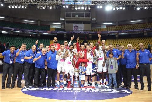 Puerto Rico Cetrobasket 2016 Champ